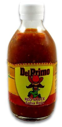 Amazon.com : Salsa Del Primo (Bottle with 10.5 oz/300 g) (Green Sauce) : Mexican Hot Sauce : Grocery & Gourmet Food