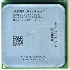 DRIVERS: AMD ATHLONTM DUAL CORE PROCESSOR 4450 E