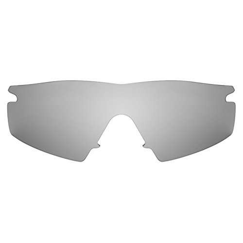 Revant Polarized Replacement Lenses for Oakley M Frame Strike Titanium MirrorShield