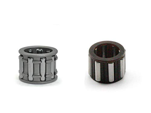 shuihuo Cylinder Piston Needle Cage Bearing Clutch Drum Needle Bearing for STIHL MS660 MS650 MS640 066# 9512 933 2382