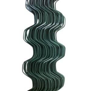 Agriculture solution Wiggle wire Spring Wire Plastic Coated for Greenhouse Film Fastening System 20pack by Agriculture solution