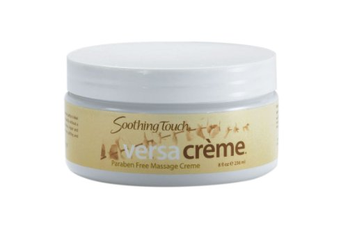 Soothing Touch W67346S Versa Creme Original, 8-Ounce by Soothing Touch
