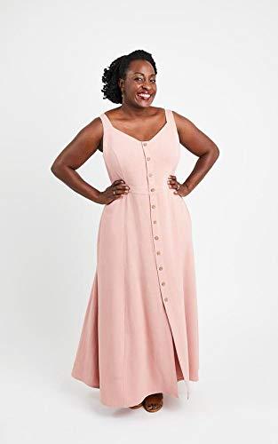 Cashmerette Holyoke - Patrones de costura para vestido y falda ...