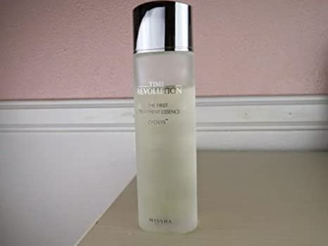 Time Revolution The First Treatment Essence Intensive Moist by Missha #7
