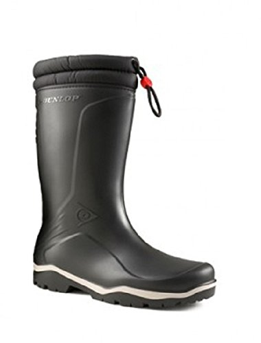 Dunlop Blizzard Fur Lining Wellington Mens Boot K401061 Size - 12
