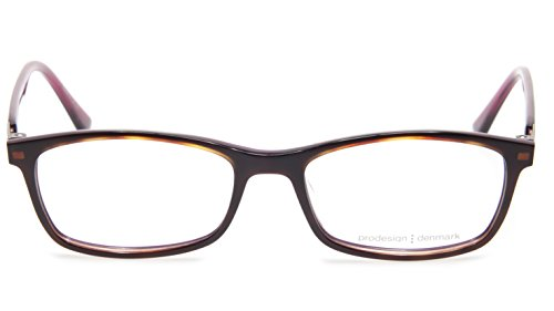 NEW PRODESIGN DENMARK 1771 c.5024 BROWN EYEGLASSES FRAME 50-16-140 KI B31 Japan