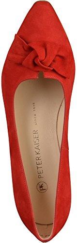 Rouge Femmes Peter 66119 Kaiser Escarpin Ta8ZXIg
