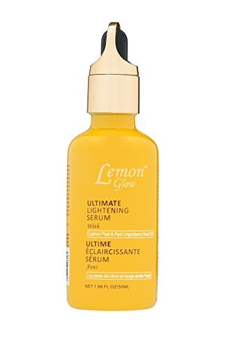 Lemon Glow Ultimate Lightening Serum - 1.66oz (Lemon Skin Lightening Serum)