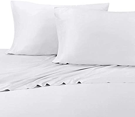 Fitted Sheet 100/% Cotton 800 Thread Count Fitted Sheet With Extra Deep Pocket