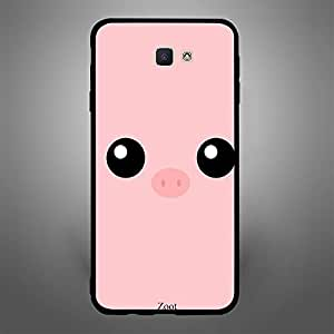 Samsung Galaxy J7 Prime Pig eyes