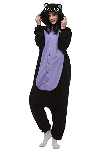 Adult Animal Onesie One-Piece Pajamas Costume (S fit for Height 150-160CM (59