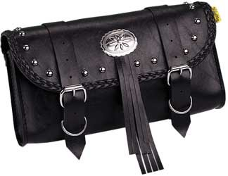 Willie Max Luggage (Willie & Max Warrior Collection Studded Tool Pouch TP272)