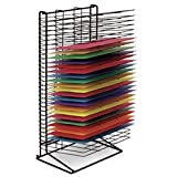 Nasco Wall Hugger 30-Shelf Drying Rack - Arts & Crafts Materials - 9707741