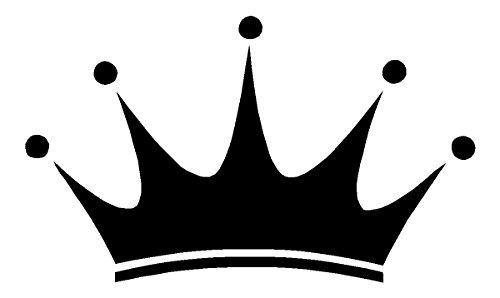 Crown Sticker: Amazon.com