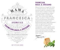 Mama Francesca Terzetto Parmesan, Asiago & Romano Grated ...