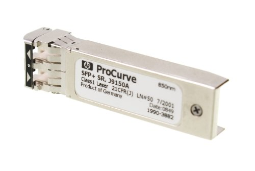 Hewlett Packard HP ProCurve 10-Gbe SFP+ SR Transceiver - Limited by HP