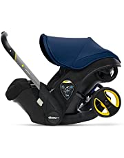 Doona Infant Car Seat & Latch Base - Car Seat to Stroller in Seconds - US Version