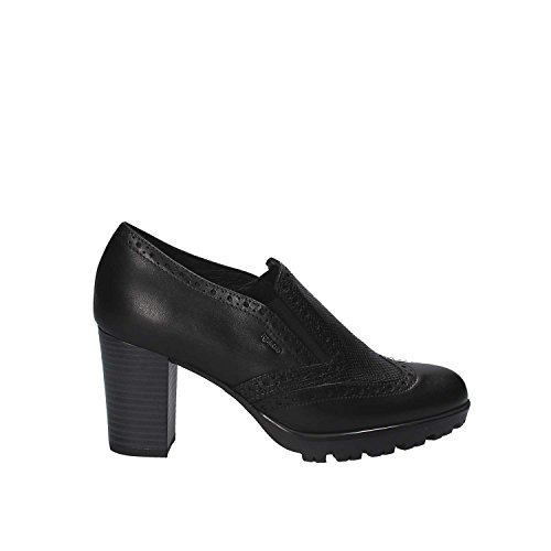 Schwarz 8864 Lace Frauen up amp;Co Heels IGI PTqaxa