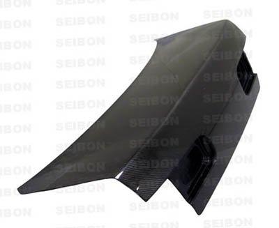 Seibon Carbon Fiber OEM-Style Trunk Lid Acura Integra 4dr 94-01