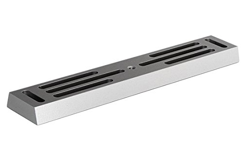 Astromania DeLuxe Dovetail Plate Dovetail Rail with 228 mm length - Vixen Style - you can easily balance the telescope by shifting