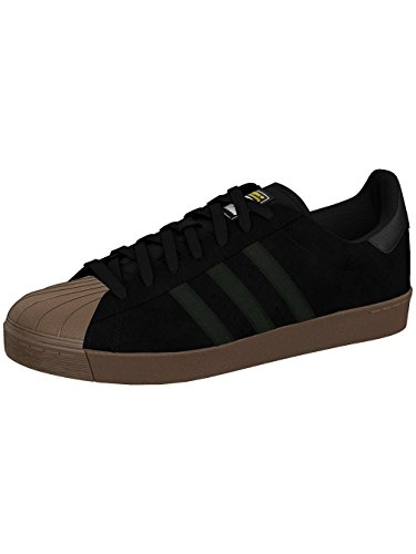 Adidas Superstar Vulc ADV, core black/ftwr white/core black Noir