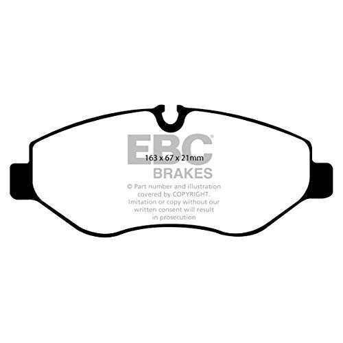 EBC BrakePads DP41926R For Road Use And Trackday Yellowstuff 4000 Series