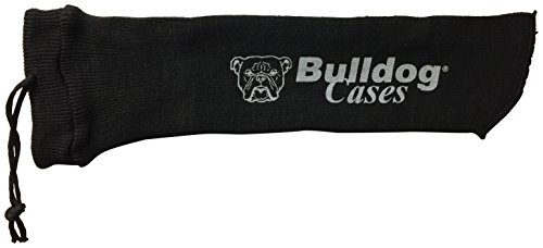 Bulldog Cases Handgun Sock, Black ()