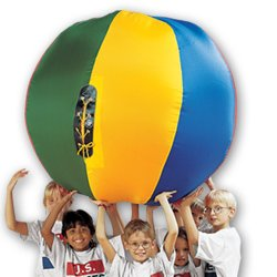 US Games Bladder Only Cageball (72-Inch)