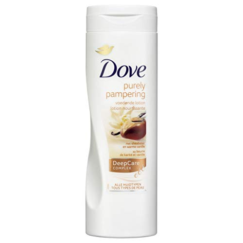 Dove Purely Pampering Indulgent Body Lotion for Unisex, 13.6 Ounce ()