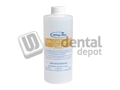 WHIPMIX - Special Liquid Concentrate Plus 1 Liter / 6 Pk - # 38130 ( 119616 Us Dental Depot