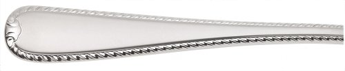 Gorham Ribbon Edge Frosted 3-Piece Stainless Steel Hostess Set