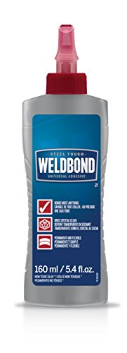 (Weldbond 8-50160 Multi-Purpose Adhesive Glue, 1-Pack)