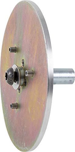 PFERD 83984 7'' Drive Arbor for 7-8'' Diameter Disc Brush, 3/4'' Shank