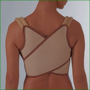 Harley Correcting Shoulder Brace - Medium by Essential Aids