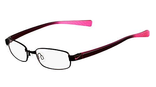 Eyeglasses NIKE 8091 631 SATIN BAROQUE/VOLTAGE CHERRY ()