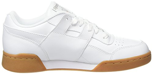 000 Plus Blanc Reebok de Red Chaussures Reebok Gu Royal Homme Carbon Fitness White Classic Workout 5x4qYa4w6
