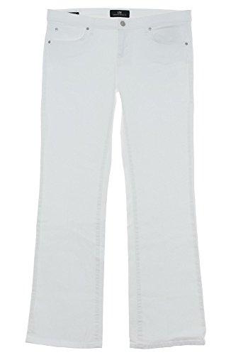Ltb Cut Jeans Boot Bianco Basic Donna rEHWrcT8YF