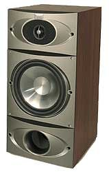 Phase Technology V8 Sun Maple Each 2 Way Bookshelf Speaker
