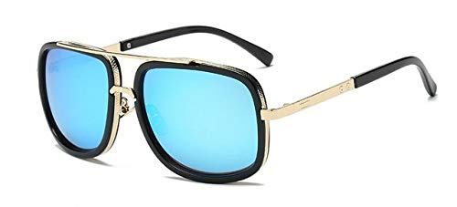 DongOJO Gafas De Sol Mujer Moda Tonos Azul: Amazon.es: Ropa ...