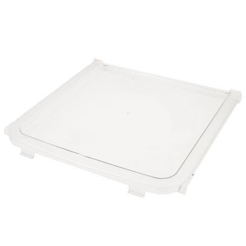 Cambro 60270 Replacement Clear Back Lid for IBS27 Ingredient Bin