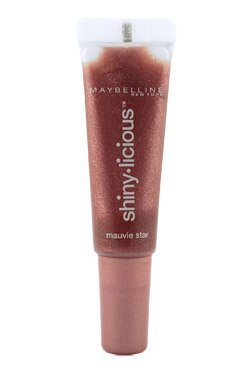 Maybelline Shiny-Licious Lip Gloss, Mauvie Star
