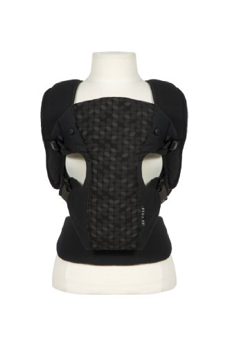 JJ Cole Medley Baby Carrier, Black Foursquare by JJ Cole