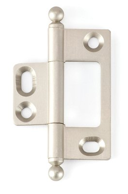 Cliffside Industries BH2A-NM-SS-BALL Cabinet hinge