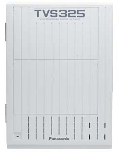 KX-TVS325 Refurbished Panasonic Voicemail Processing System 128 Hour 4 Port