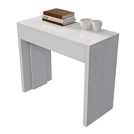 VE.CA-ITALY - Mesa consola extensible hasta 290 cm, en diferentes ...