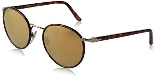 Persol Mens Sunglasses (PO2422) Gold/Gold Metal - Non-Polarized - - Style Persol Sunglasses