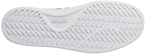 Erwachsene Unisex Grau dark Swiss Shadow Pique White Sneakers K Addison EqnaOx4A