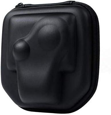 حقيبة كاميرا جو برو لون اسود مضادة للماء مع حافظة تجميع لكاميرا جو برو هيرو 4/3/2 SJ4000 شيومي يي