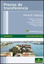 PRECIOS DE TRANSFERENCIA (Spanish - De Transferencia Precios