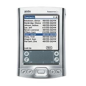 Tungsten Palm Pilot - Palm Tungsten E2 PDA 200MHz 32MB SD/MMC BT (16bit) TFT Palm OSv5.4 1045NA